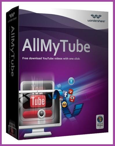 تحميل برنامج Wondershare AllMyTube لتنزيل الفيديو من اليوتيوب بشكل سريع جداً
