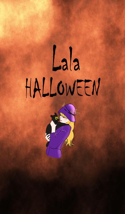 Lala halloween