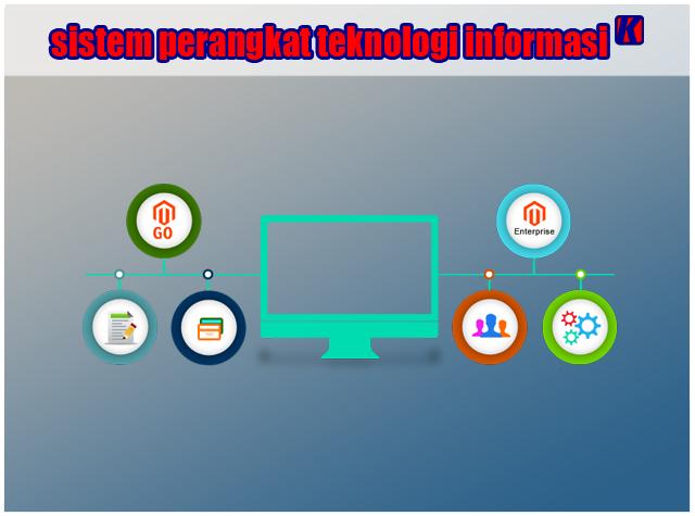Pengertian Sistem Perangkat Teknologi Informasi dan Elemen Pembentuknya