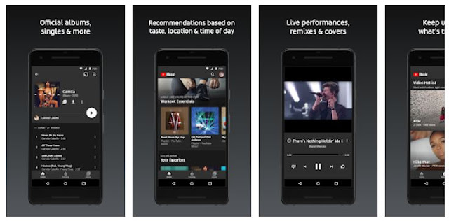 Download & Install YouTube Music - Stream Songs & Music Videos Mobile App