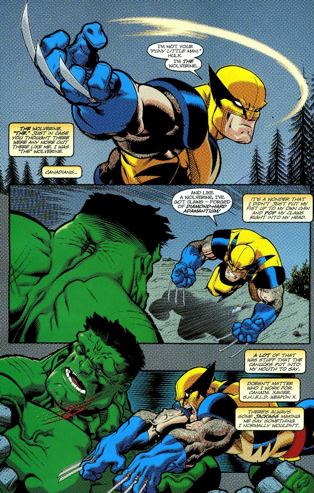 Read online Wolverine (2003) comic -  Issue #50 - 24