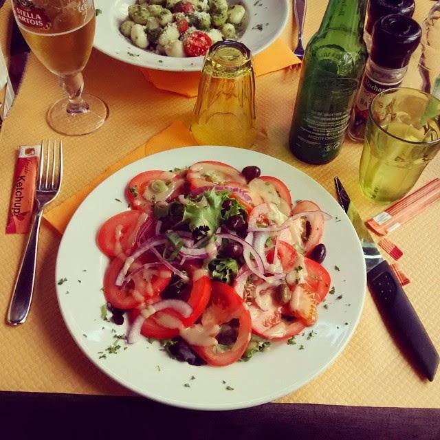 Vegetarian food France