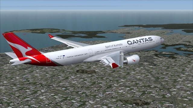 When Automation Fails, Qantas Pilot Employs Military Training