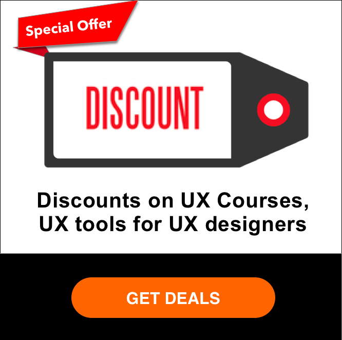 UX Course offers