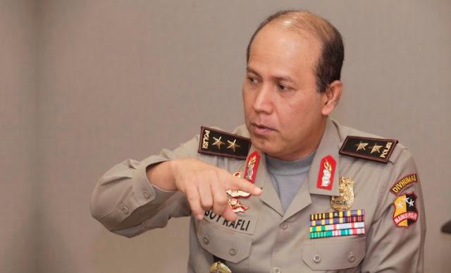 """Soal """"Tamasya Al Maidah"""" di Pilkada DKI Putaran Kedua, Ini Kata Polri"""