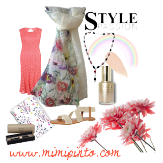 spring summer fashion by Mimi Pinto
