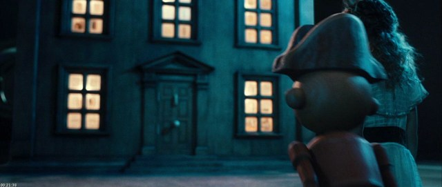 El Cascanueces 3D [The Nutcracker in 3D] 2011 BRRip 720p HD Español Latino Descargar