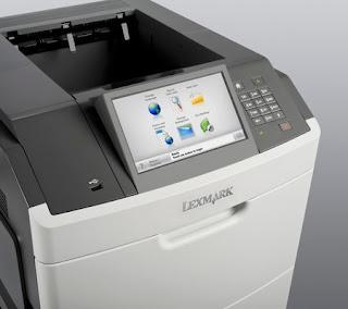 Download Lexmark MS812de Driver Printer