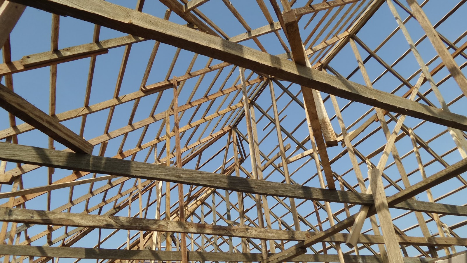 Roofing wood works by tigerkenn homes ltd