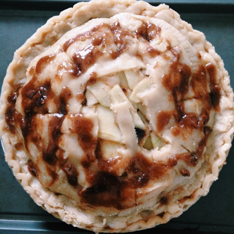 County Fair Apple Pie
