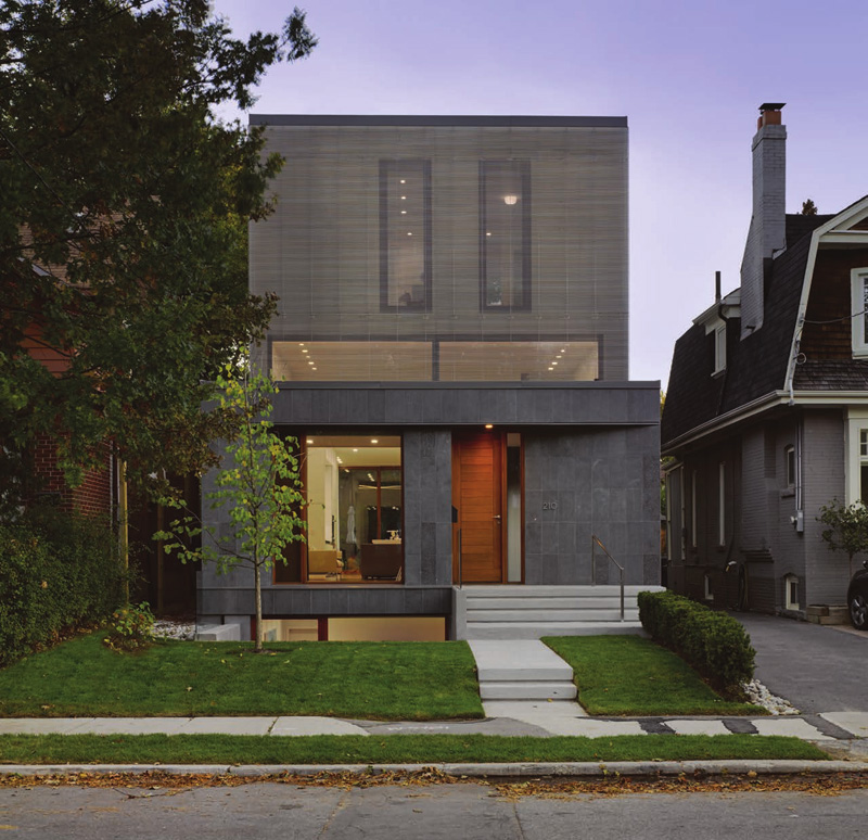 Mẫu thiết kế một ngôi nhà đầy ánh sáng tự nhiên