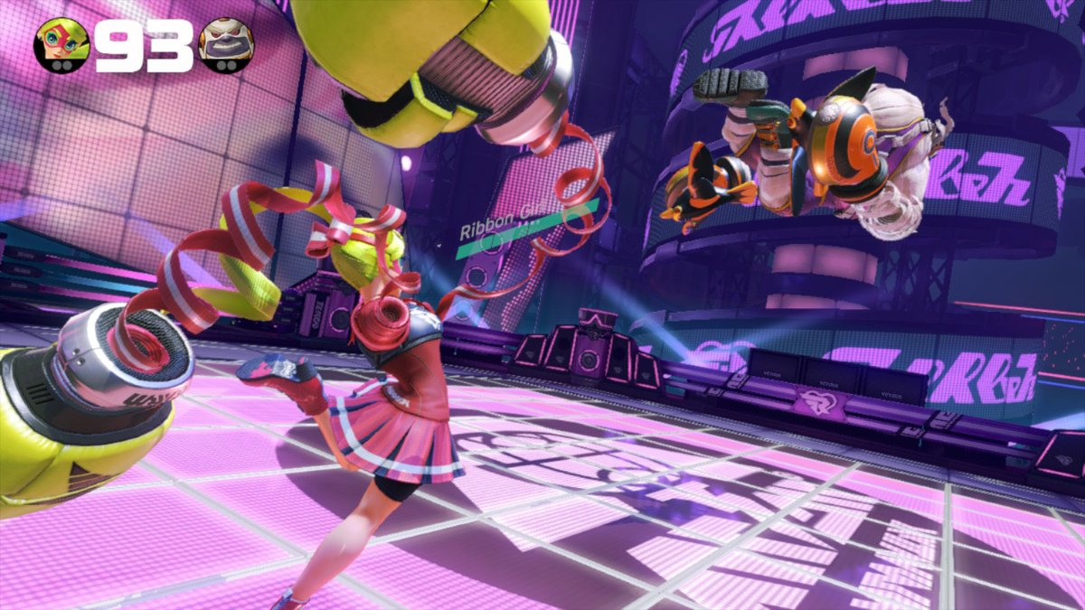 Review Arms Nintendo Switch Digitally Downloaded Game
