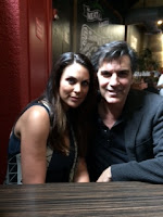 Video Interview: chatting with 'Days of our Lives' Vincent Irizarry and Nadia Bjorlin