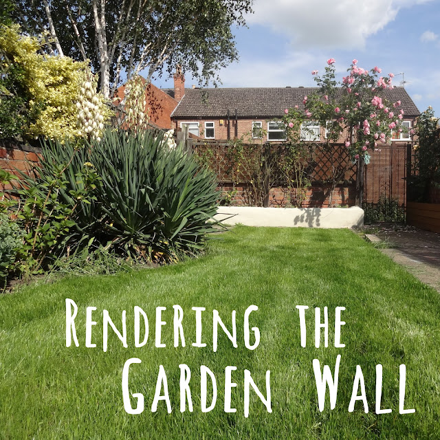 How to Render a Garden Wall