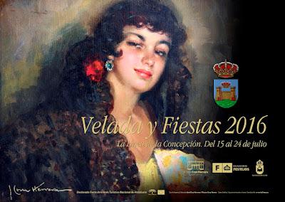 Velada y Fiestas de La Línea de la Concepción - La Chulapona - José Cruz Herrera