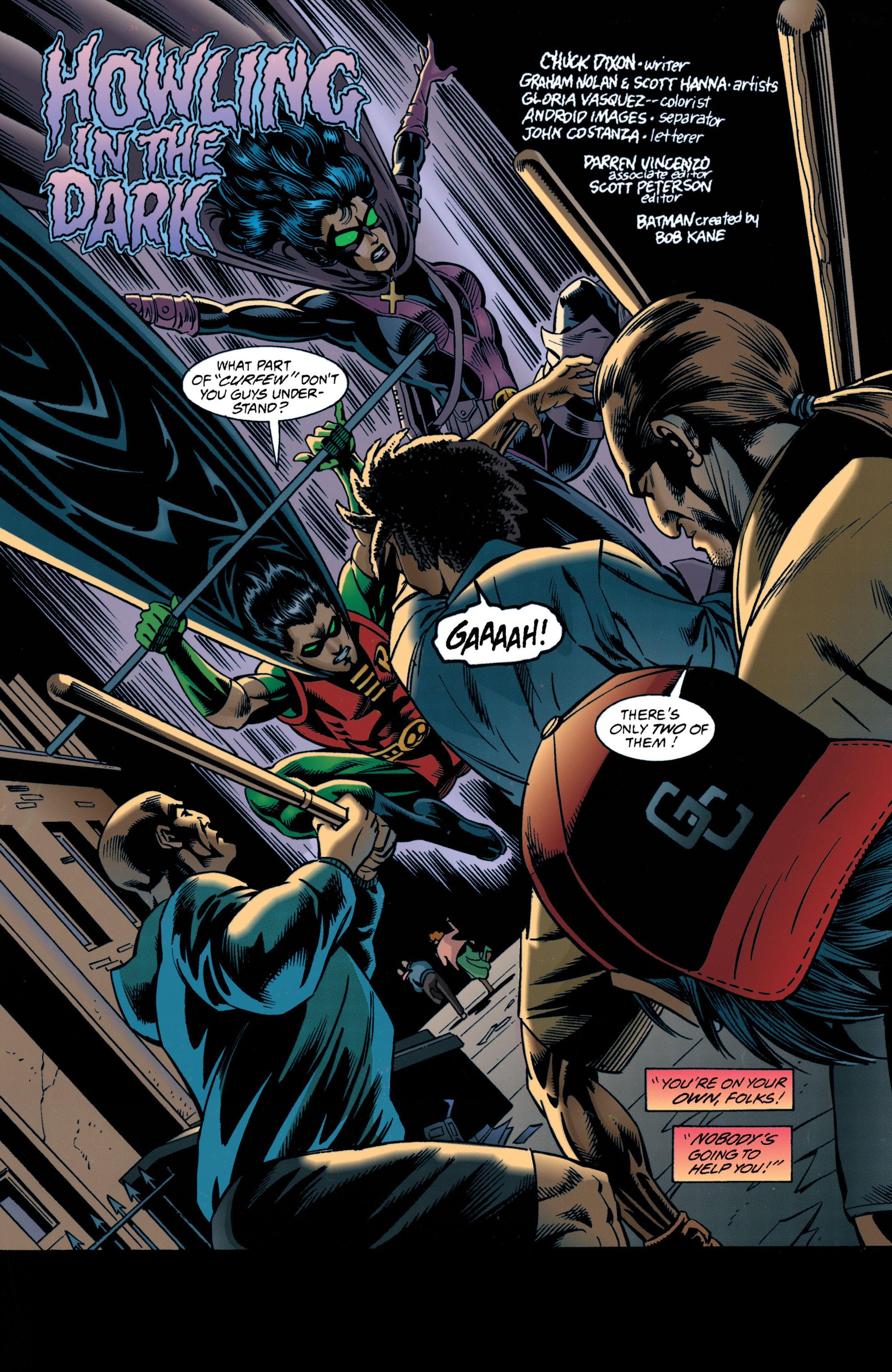 Detective Comics (1937) 703 Page 3
