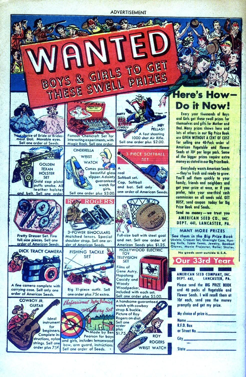 Read online Detective Comics (1937) comic -  Issue #169 - 50