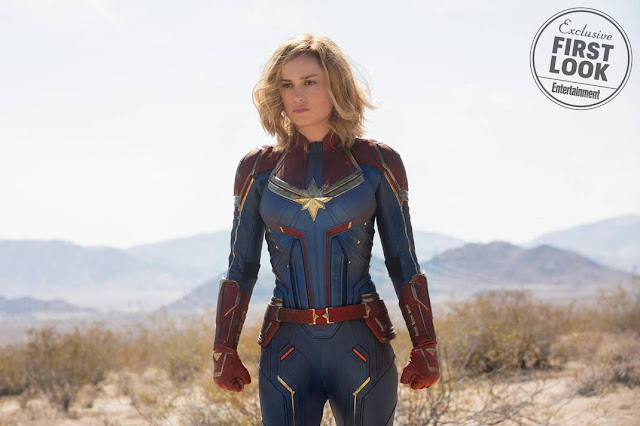 Capitã Marvel Primeiras imagens 11