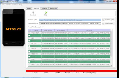 Firmware OPPO R821