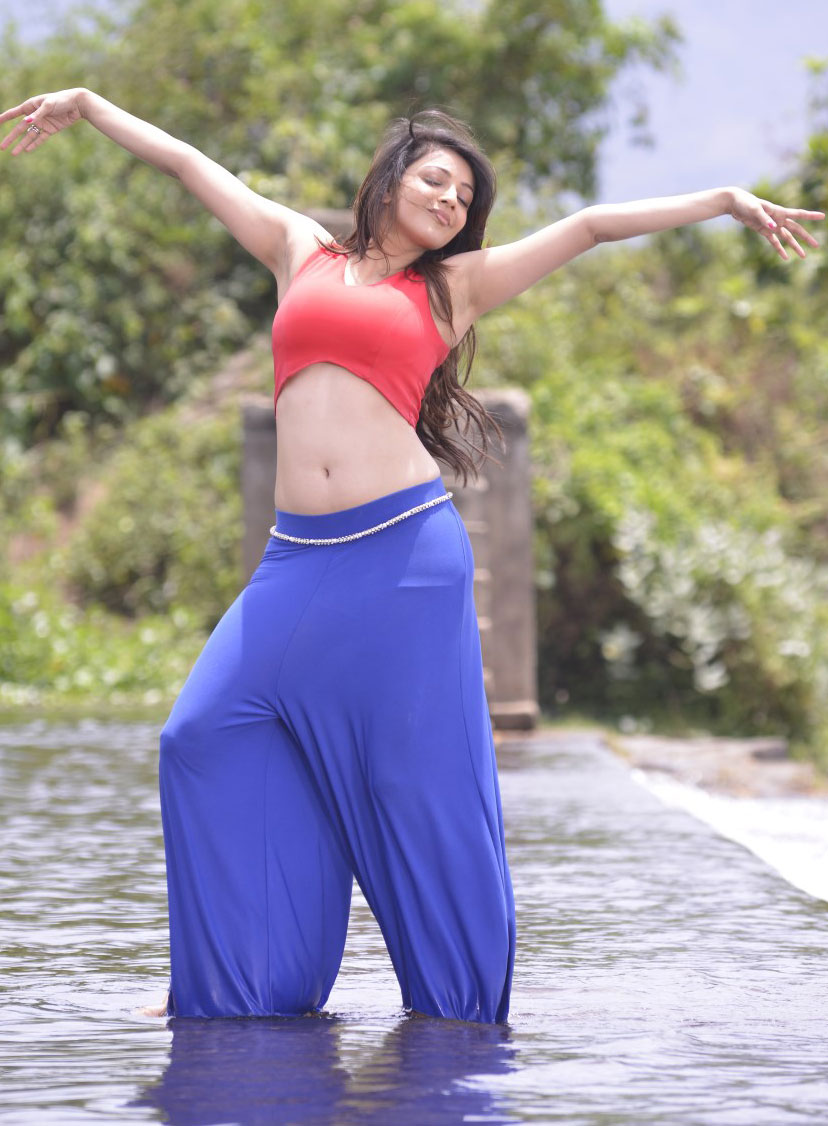 Kajal Agarwal Hot Navel Hot,Sexy,Gorgeous,Unseen Pics -9246