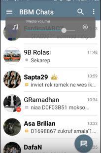 BBM Mod Messenger V2 Base V3.0.0.18 Apk