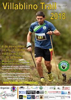 Clasificaciones Villablino Trail 2018