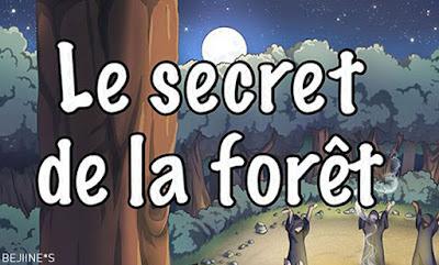 Livre : Le Secret de la forêt - Marie-Hélène Marathée