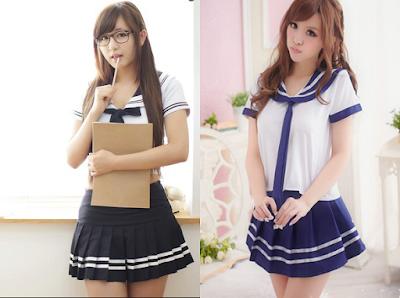 gambar cewe sexy siswa jepang korea
