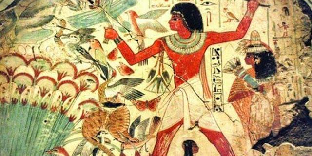 عيد (شمو) .. الاصل التاريخي وعادات المصريين