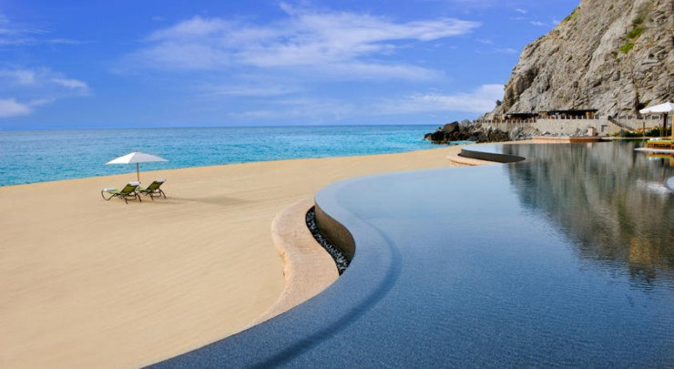 29 Most Amazing Infinity Pools in Pictures - Capella Pedregal Resort, Cabo San Lucas, Mexico