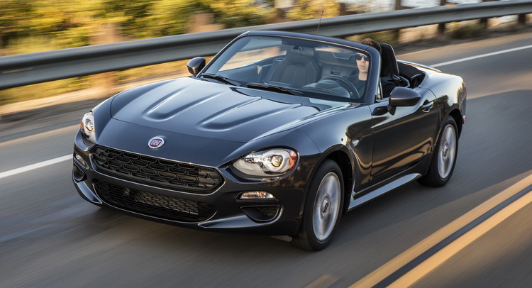 USA's 2017 Fiat & Abarth 124 Spider Analyzed In 100 Photos