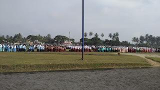 Ribuan Pelajar Antusias Sambut Pesantren Ramadhan