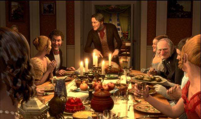 Giáng Sinh Yêu Thương, A Christmas Carol