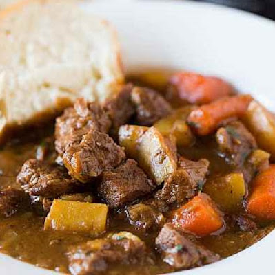 pressure cooker guinness beef stew