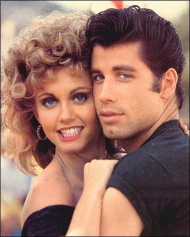 John Travolta Young Grease
