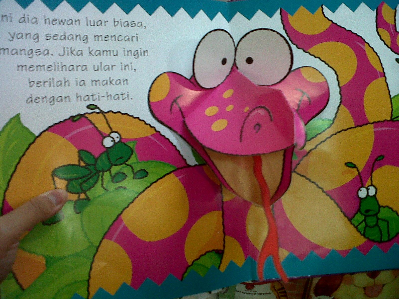 おげんきですか Minna D Anak Media Buku Hewan Peliharaan