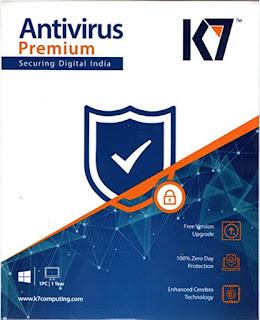 تنزيل برنامج مكافحة الفيروسات K7AntiVirus Premium