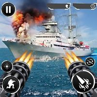 Navy Gunner Shoot War 3D Hack