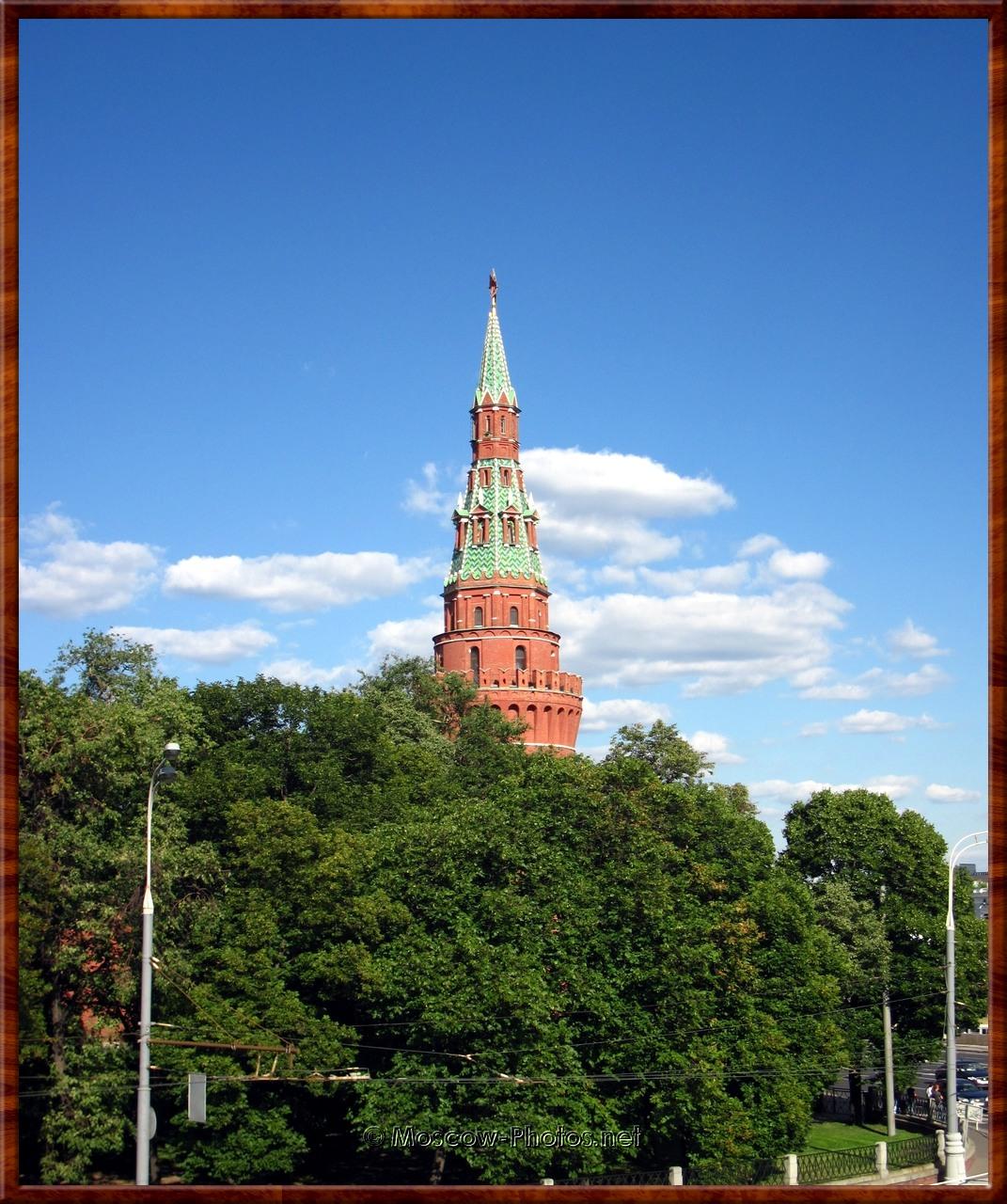 Vodovzvodnaya (Sviblova) Tower of Moscow Kremlin