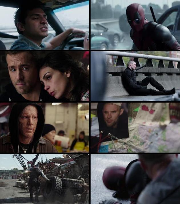 Deadpool 2016 Dual Audio ORG Hindi 480p BluRay