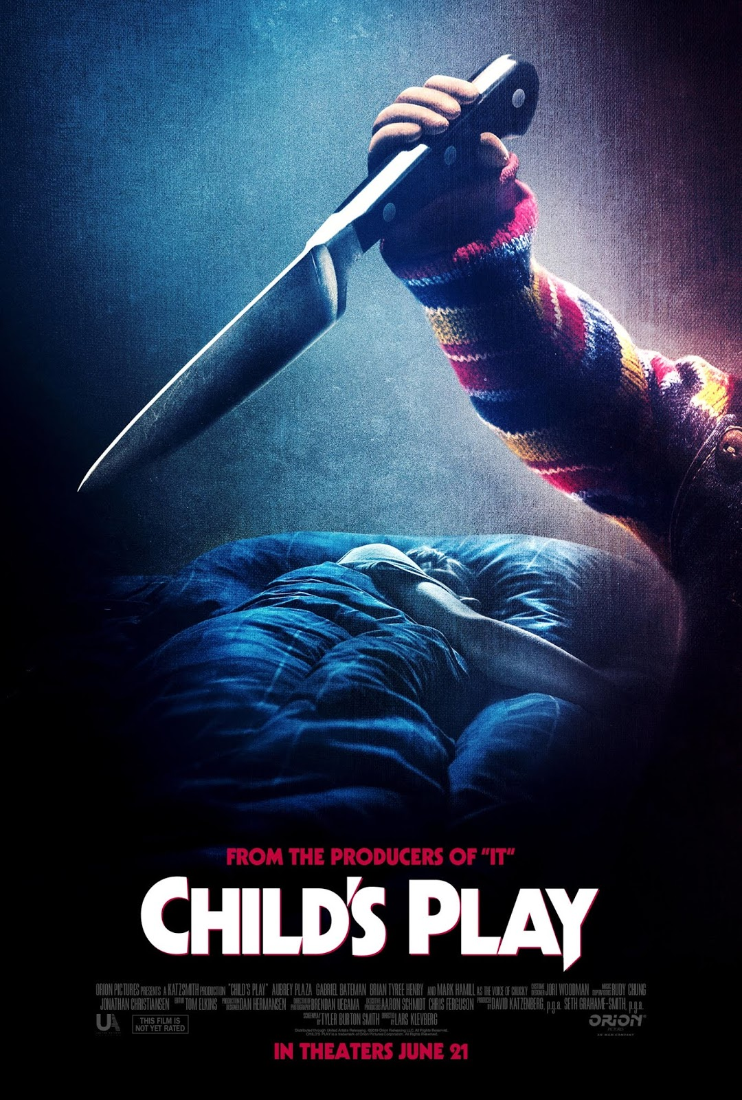 Child's Play teaser: 'I think Chucky did something...'