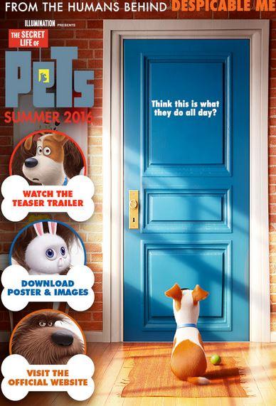 Sinopsis The Secret Life Of Pets 2016 Sinopsis