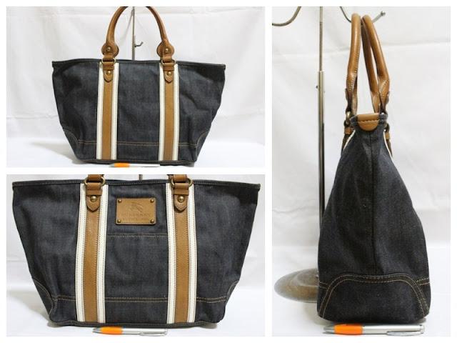 Jual tas tas second bekas branded original murah dari Singapore Original  Authentic dengan harga yang kompetitif. BURBERRY BLUE LABEL cde35eb31b