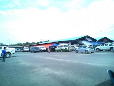 Pasar Pekan Kuala Pemyu