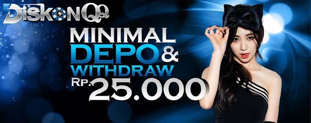 Diskonqq.com: Situs Poker dan Domino Qiu-Qiu Terbaru Dan Terbaik