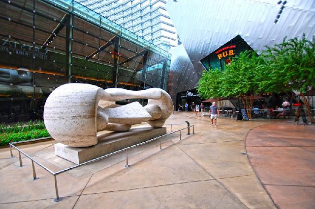 Coleção de arte CityCenter em Las Vegas