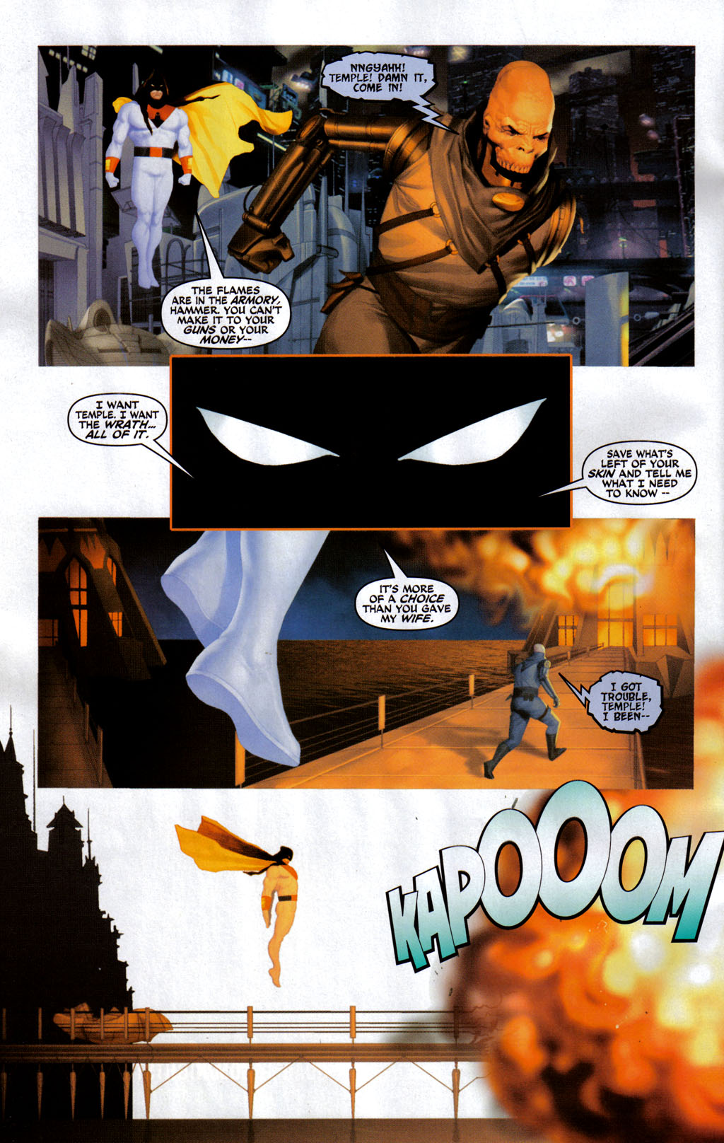 Read online Space Ghost (2005) comic -  Issue #3 - 6