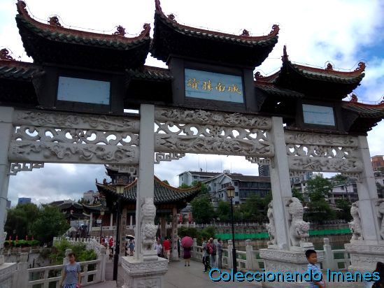 Visitas en Guiyang