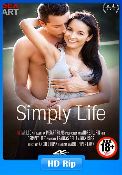 [18+] SexArt Francys Belle Simply Life 2 2017 HD 100MB HEVC Porn Movie Free Download And 100MB SexArt Movies Watch Adult Movies-300MB.NET