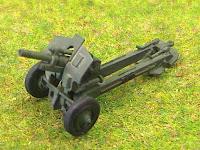 Russian 122mm Howitzer